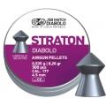 Пули JSB STRATON DIABOLO 0,535g 4,50mm 500шт