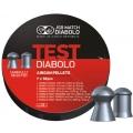 Пули JSB TEST DIABOLO 4,5Xmm 7видов 350шт (Пробник)